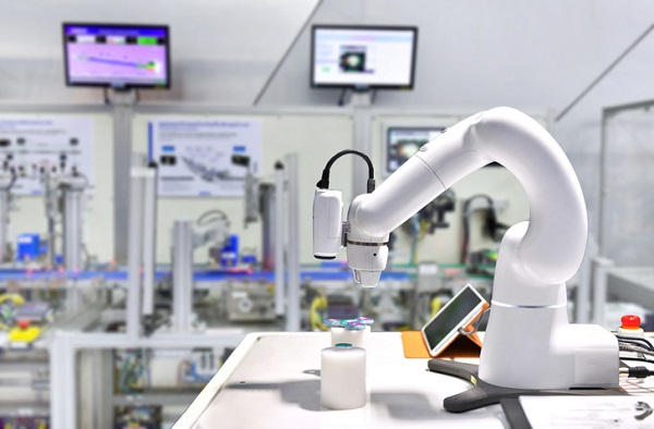 Robotics provides an advantage in pharmaceutical R&D by making actions traceable and auditable