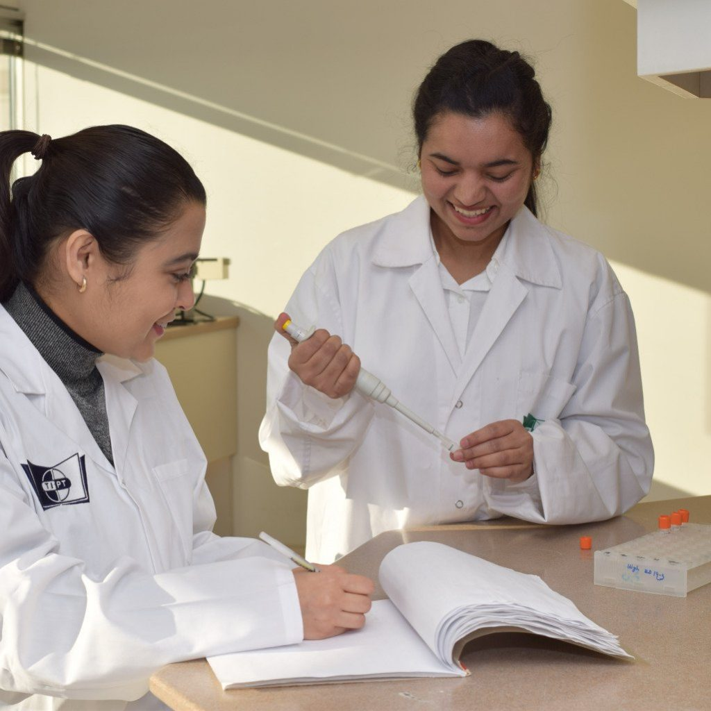 A photo of the pharmaceutical regulatory affairs program for TIPT