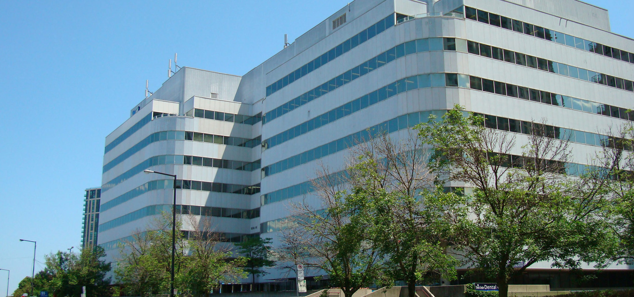 The TIPT building where you can visit or contact them